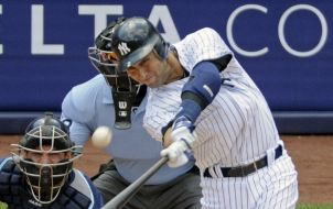 Derek Jeter falls just short of unanimous; Larry Walker also to the Hall of Fame. AP